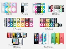 Buying all working ipods in Camp Lejeune, North Carolina