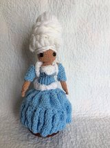 **Handmade** Crocheted Marie Antoinette Doll in Camp Lejeune, North Carolina