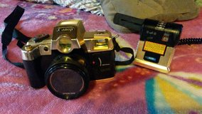 Canon Camera 35mm with optional flash (for portrait photos) in Pasadena, Texas