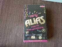 PARTY ALIAS GAME BOARD PAD in Lakenheath, UK