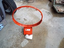 NEW BISON BREAK AWAY BASKET BALL RIM WITH NET~REDUCED~ in Camp Lejeune, North Carolina