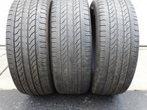 3 - Used 235/55R18 Michelin Lattitude Energy MXV4 99V in Joliet, Illinois