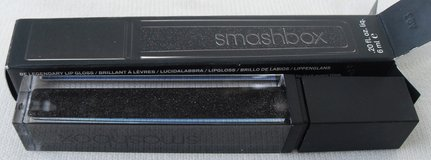 SALE Smashbox Belegendary Lipgloss Black Tied IOB in Kingwood, Texas
