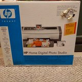 HP Photosmart 7760 Digital Photo Inkjet Printer in Elgin, Illinois