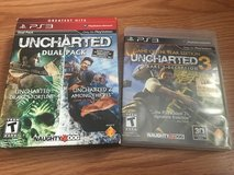 Uncharted Collection PS3 PlayStation in Naperville, Illinois