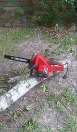 craftsman electric chain saw in Kingwood, Texas
