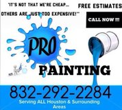 House Interior Painting in Pearland, Texas