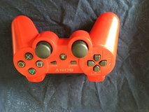 Xbox and Playstation3_ Game controller in Lakenheath, UK