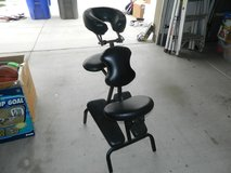 Massage Chair - light weight in Camp Pendleton, California