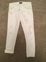 Off White jeans size 3 in Chicago, Illinois