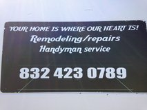 REMODELING**REPAIRS**HANDYMAN in Conroe, Texas