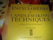 Candle Making Techniques Book in Ramstein, Germany