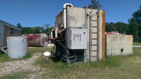 Sewer Plant in Conroe, Texas