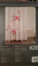 KAS Kishi Shower Curtain NEW IN PACKAGE in Byron, Georgia