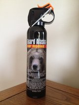 Bear repellent never used in Yorkville, Illinois