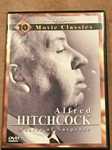 Alfred Hitchcock 10 Movie Classics 2 DVDs in Okinawa, Japan