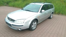 Ford Mondeo Ghia TDCI Diesel MK3 Automatic Gas saver in Ansbach, Germany