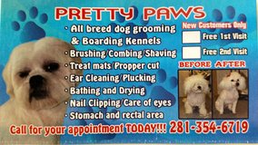 PRETTY PAWS 281-354-6719 in The Woodlands, Texas
