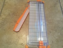 """Used FISKARS 12"""" inch paper cutter for scrapbooking in Alamogordo, New Mexico"""