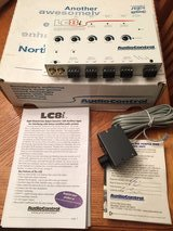 AudioControl LC8i 8-channel line output converter-add amps to your factory audio system in Lockport, Illinois