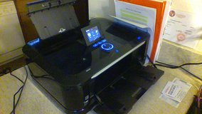 Canon MG6120 Printer real good condition. Includes ink replacements in Leesville, Louisiana