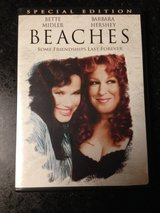 Beaches (Special Edition) - DVD in St. Charles, Illinois