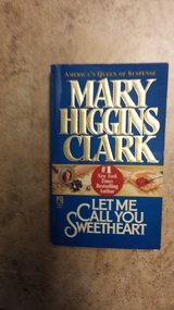 Let Me Call You Sweetheart by Mary Higgins Clark in Houston, Texas