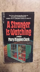A Stranger is Watching by Mary Higgins Clark in Kingwood, Texas
