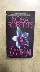 Divine Evil by Nora Roberts in Houston, Texas