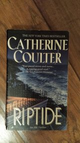Riptide by Catherine Coulter in Kingwood, Texas