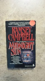 Midnight Sun by Ramsey Campbell in Houston, Texas