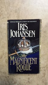 The Magnificient Rogue by Iris Johansen in Houston, Texas