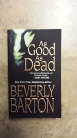 As Good As Dead by Beverly Barton in Houston, Texas