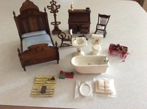Doll house furniture in Yorkville, Illinois
