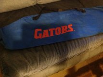Gators Lawn Chair Cover in Cherry Point, North Carolina
