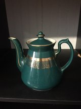 Vintage Hall Dark Green Tea Pot in Macon, Georgia