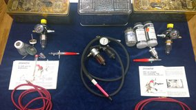 PAASCHE - HOBBY AIR TOOLS(3) - X LISTED in Tinley Park, Illinois