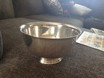 Webster Wilcox Vintage Silver Bowl in Joliet, Illinois
