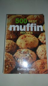 500 best muffin recipes cookbook in Fort Campbell, Kentucky