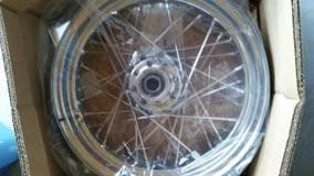 Harley Davidson motorcycle rims in Camp Lejeune, North Carolina