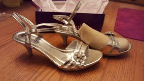 Silver Heels in Fort Bliss, Texas