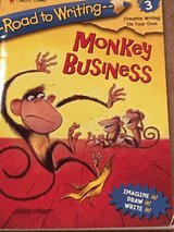 Road to Writing Monkey Business NEW in Okinawa, Japan