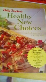 Betty Crocker Cookbook in Travis AFB, California