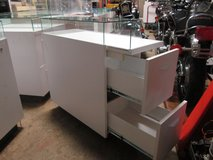 Top Glass Drawer Display Case W/ storage drawers. in Naperville, Illinois