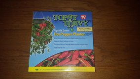 New Topsy Turvy Hot Pepper Planter in El Paso, Texas