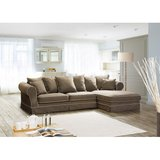 United Furniture -Mayfair Sectional-Chaise on Right or Left Side -2 sizes- 119 in. and 132 1/2 in. in Grafenwoehr, GE