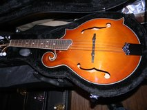 Hohner HFM-100 Mandolin Transparent Sunburst One of a Kind Prototype  Reduced in Kingwood, Texas