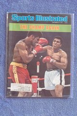 MUHAMMAD ALI SPORTS ILLUSTRATED in 29 Palms, California