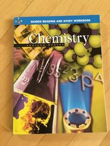 workbook for Chemistry (honor Chemistry) in Lockport, Illinois
