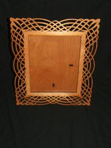 Laser Cut Wood Picture Frames Fretwork + Noah's Ark + Child's Toys in Bolingbrook, Illinois